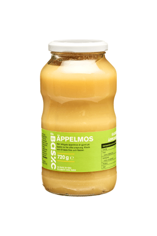 Obuolių tyrė ICA BASIC, 720 g