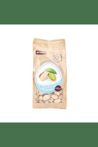 Kepintos ir sūdytos pistacijos RIMI, 150 g
