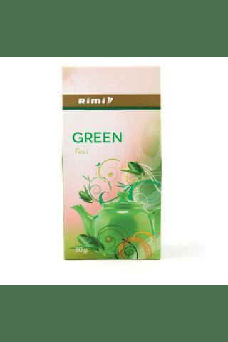 Tēja zaļā RIMI Ķīnas 80g.