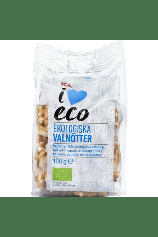 Organiski Valrieksti I Love Eco 100 G