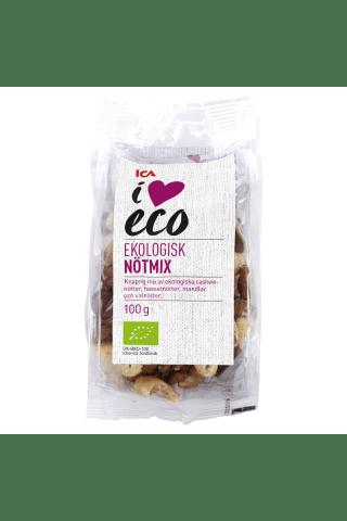 Organisko Riekstu Maisījums I Love Eco 100 G