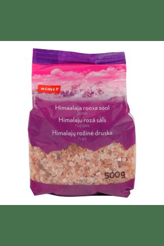 Himalaju rozā sāls, rupjais Rimi 500g