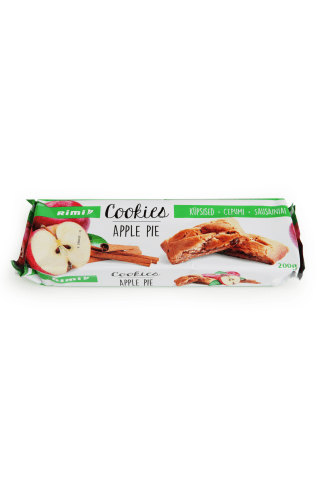 Cepumi Apple Pie, Rimi 200g