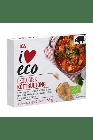 Buljons I Love Eco gaļas 66g