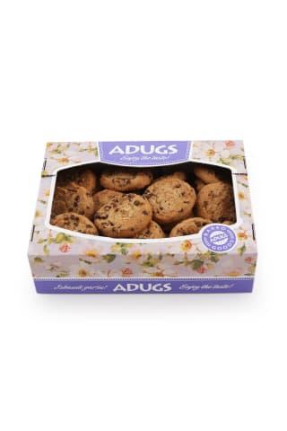 Sausainiai RIMI su šokolado gabaliukais kg