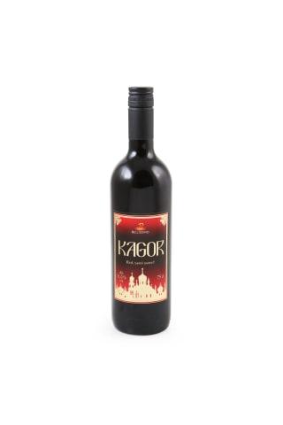 Aromatizēts vīna dzēriens Kagor Bellissimo 11% 0,75l