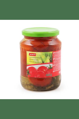 Marinēti tomāti Rimi 660g/360g
