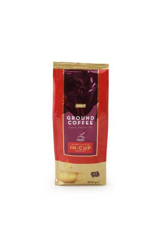 Grauzdēta maltā kafija Rimi in-cup 500g