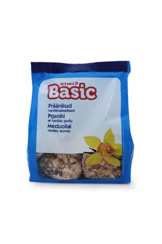 Meduoliai Rimi Basic vanilės skonio 250g
