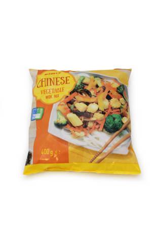 Kiniškas daržovių mišinys kepimui RIMI 400 g
