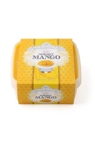 Sorbets Selection by Rimi mango 550ml