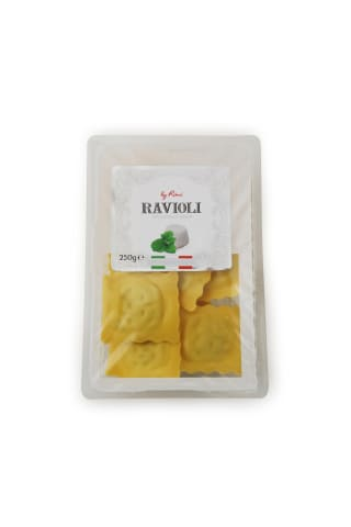 Ravioli su rikota ir špinatis Selection by Rimi, 250 g