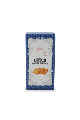 Sviesto sausainiai SELECTION BY RIMI su sūriu, 100 g