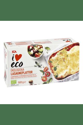 Lazanja I Love Eco 500g