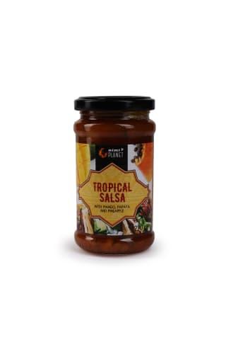 Mērce Rimi Planet tropiskā salsa 220g