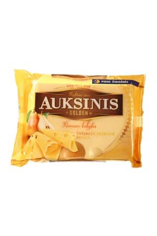 Fermentinis sūris AUKSINIS, 45% rieb., 200 g