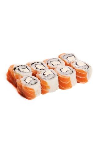 Suši ar lasi un sieru kg