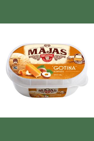 Saldējums Mājas Gotiņa 950ml