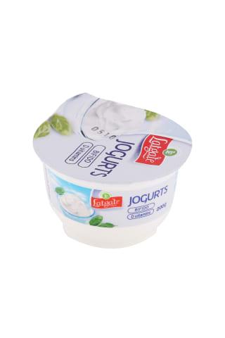 Jogurts ar bifidobaktērijām un D vitamīnu 200g