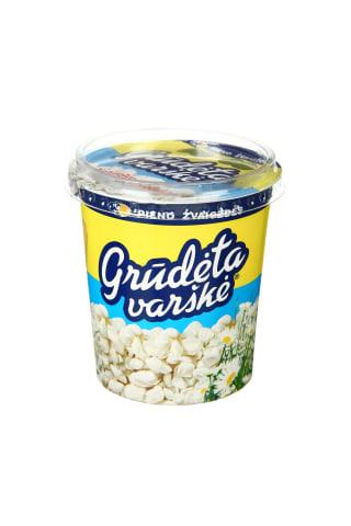 Grūdėta varškė PIENO ŽVAIGŽDĖS, 7% rieb., 350 g