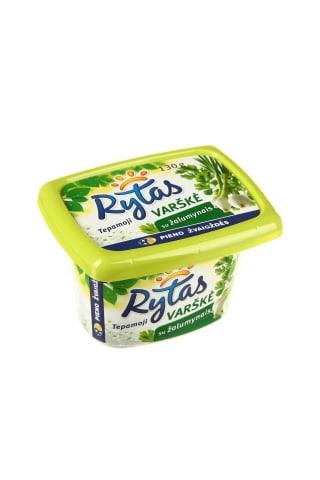 Tepama varškė su žalumynais RYTAS, 17% rieb., 130 g