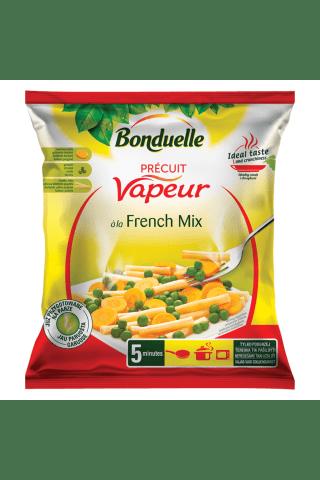 Dārzeņu maisījums Bonduelle Vapeur French mix 400g