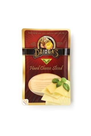 Cietais siers džiugas 40% līdz 12 mēn,šķēlītes, 150g