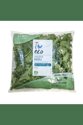 Rukola, I love eco, Ica, 65g