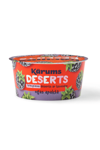 Biezp.deserts Kārums ar kazenēm 140gr