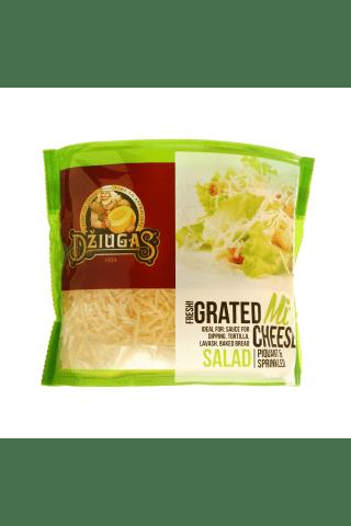 Rīvēta siera maisījums salātiem, 38% 250g