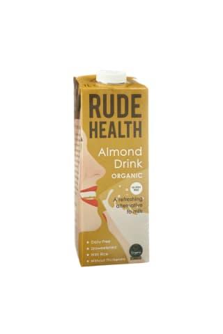Migdolų gėrimas be gluteno RUDE HEALTH, 1 l