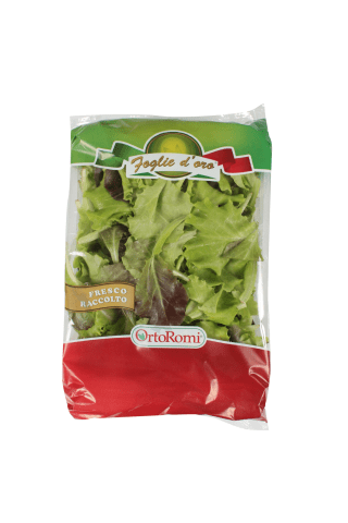 Salātu mix lollo biondo, rosso, 125g