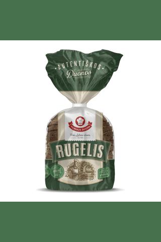 Tamsi duona RUGELIS, 350 g