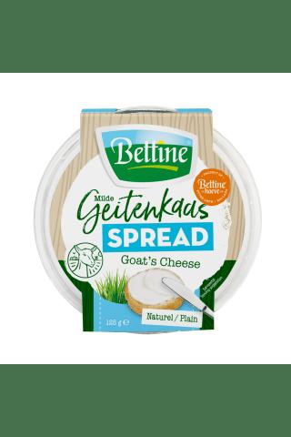 Smērējams kazas siers Bettine naturel 125g