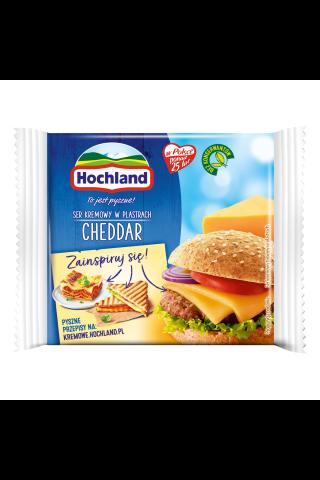 Lydytas pjaustytas sūris CHEDDAR, 130 g