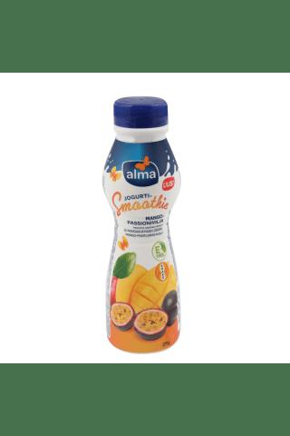 Dzeramais jogurts Alma mango, pasifloras augļu 275g