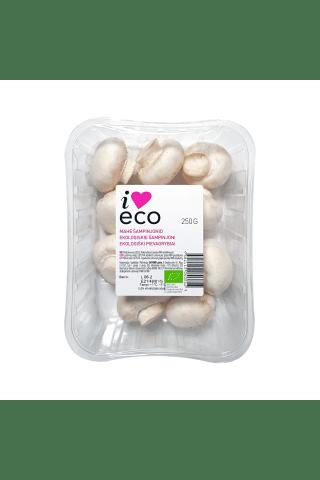 Ekologiški baltieji pievagrybiai I LOVE ECO,1k,250g