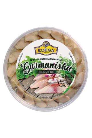 Silkių filė EDEGA Gurmaniška, 200 g