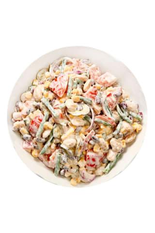 Pupelių salotos (3pupų), kg