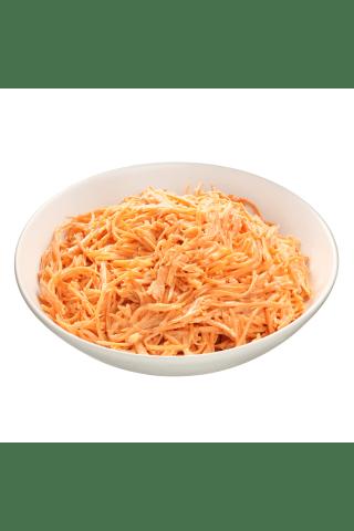 Morkų salotos su česnakais, kg