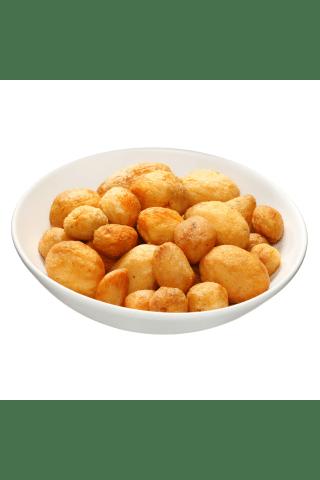 Apkeptos bulvės, 200 g