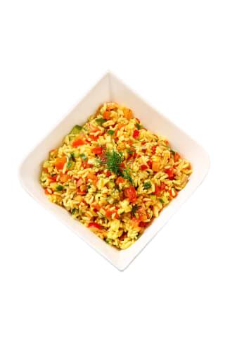 Ryžių salotos su daržovėmis, 200 g