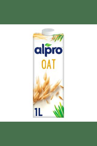 Avižų gėrimas be laktozės,be pieno baltymo,be pridėto cukraus ALPRO,1 l