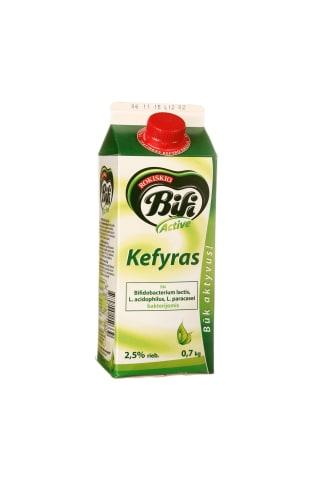 Kefyras BIFI ACTIVE, 2,5 % rieb., 700 kg (TETRAPAK)