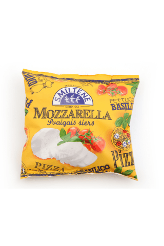 Svaigais siers mozzarella Smiltene 250g