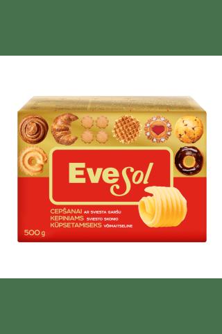 Tauku pasta EveSol ar sviesta garšu 75%g 500g