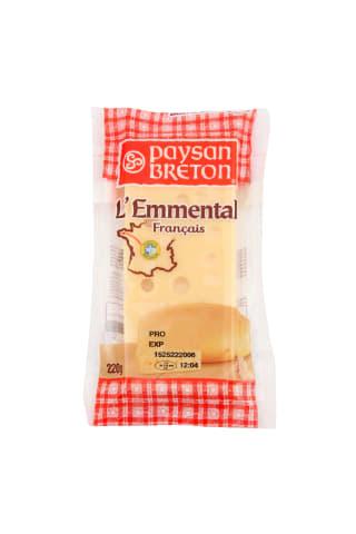Sūris Emmental, 220 g
