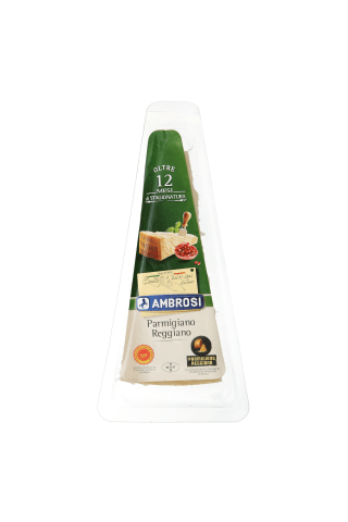 Sūris PARMIGIANO REGGIANO AMBROSI, 200 g