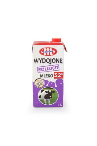 Piens Melkovita bez laktozes UHT 3,2% 1l