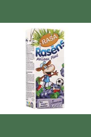 Piens Rasēns ar melleņu piedevu un vitamīniem, 200ml